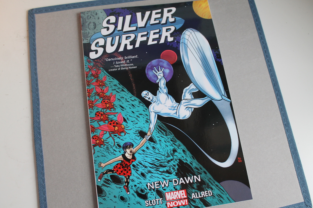 Silver Surfer, TB - New Dawn