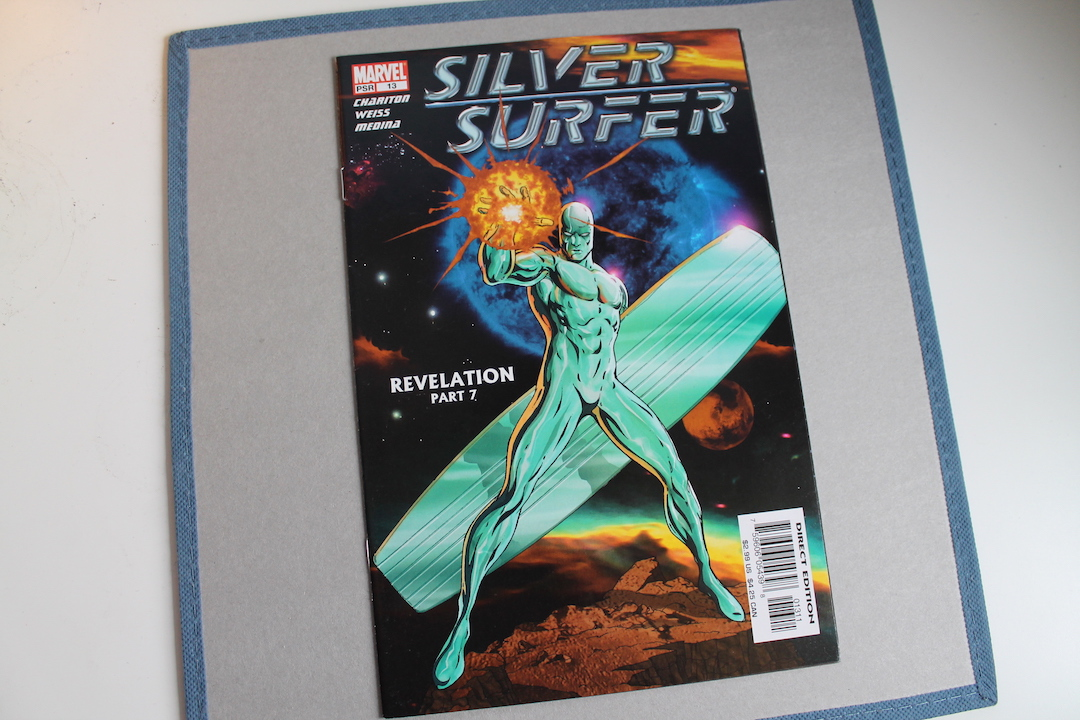 Silver Surfer Volume 5, Issue 13 - Revelation Part 7