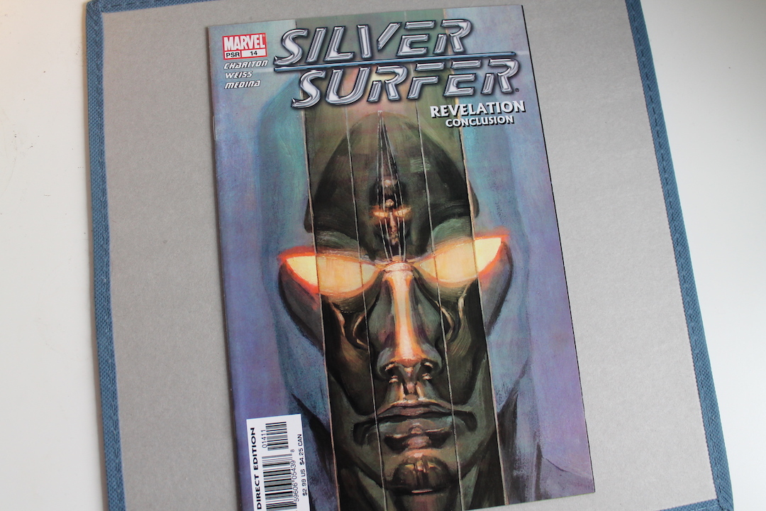 Silver Surfer Volume 5, Issue 14 - Revelation Conclusion