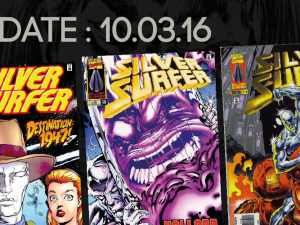 Weekly Silver Surfer Collection Update 10.03.2016 Title Image