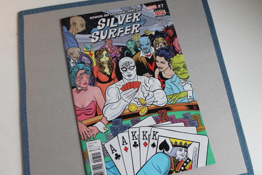 Silver Surfer, Volume 8. Issue 7