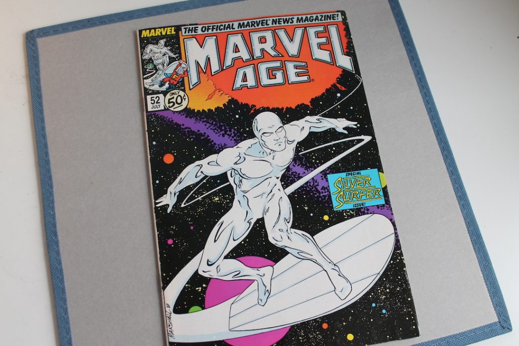 Marvel Age Issue 52 - July 1987